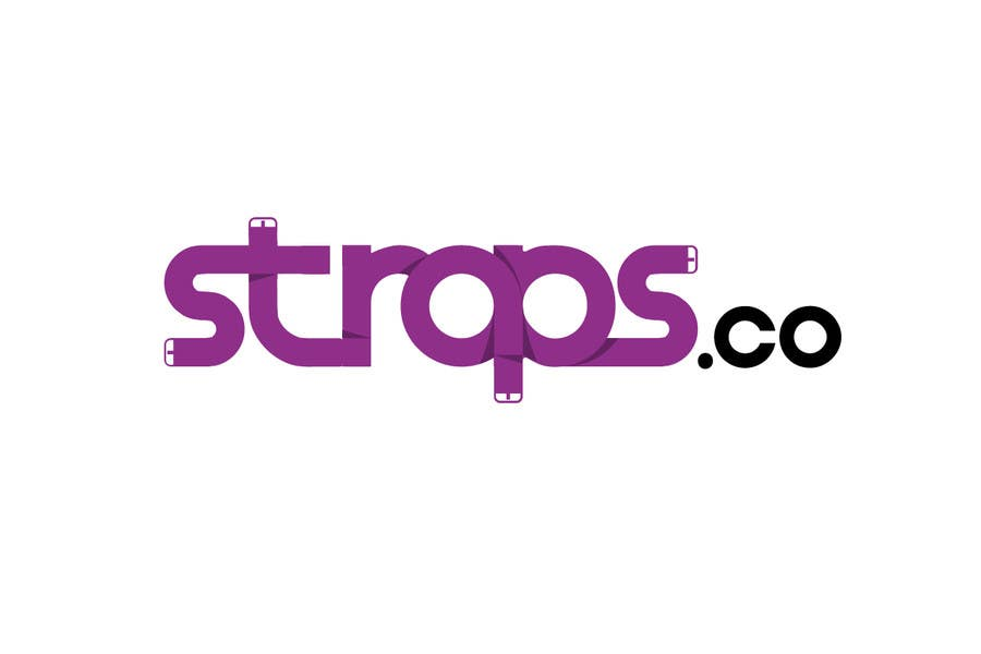 Bài tham dự cuộc thi #627 cho Logo Design for Straps.co