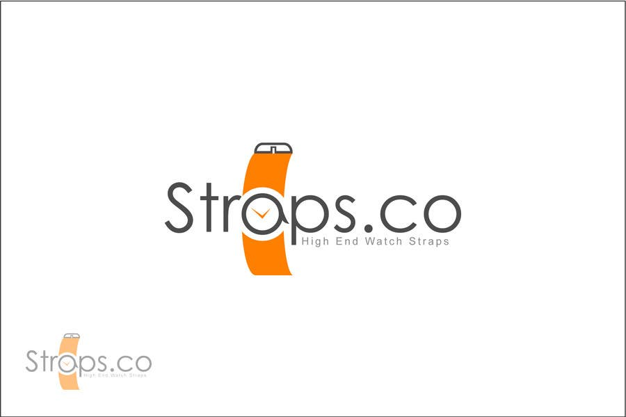 #548 for Logo Design for Straps.co by Remon1199