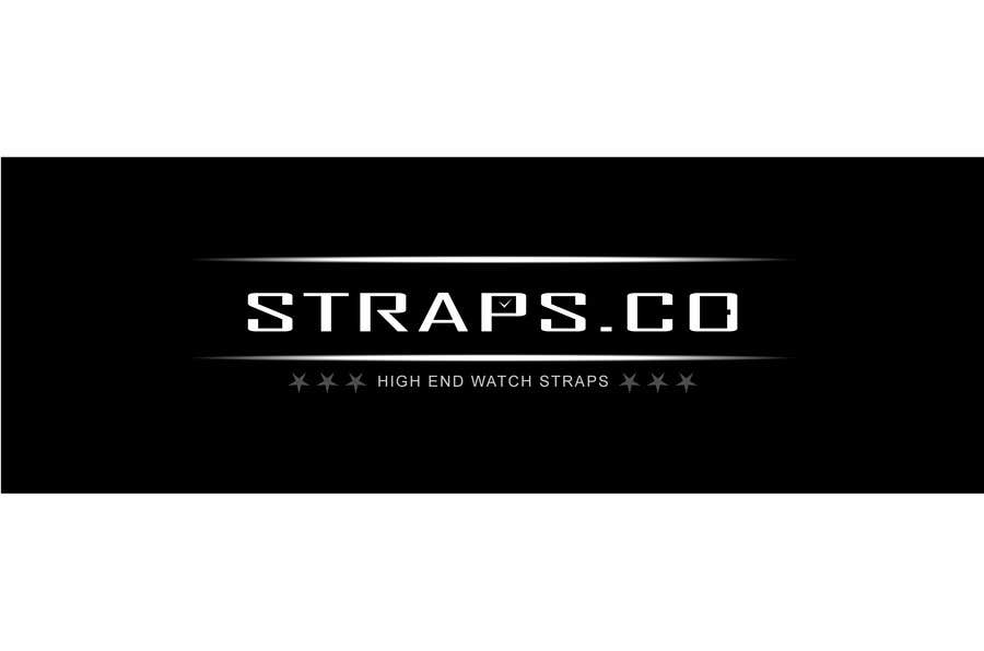 #518 for Logo Design for Straps.co by Remon1199
