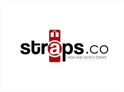 #557 for Logo Design for Straps.co by nom2