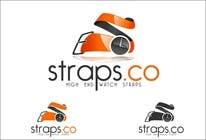 Contest Entry #615 for Logo Design for Straps.co