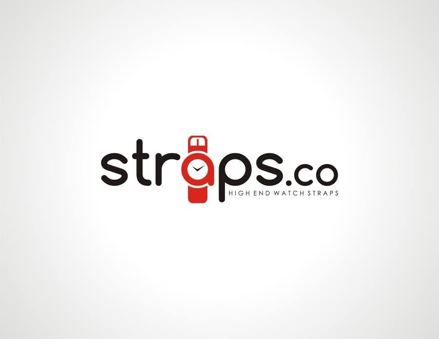 #579 for Logo Design for Straps.co by sourav221v