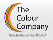 Graphic Design Inscrição do Concurso Nº65 para Logo Design for The Colour Company - Colour Consultancy and Interior Decorating.