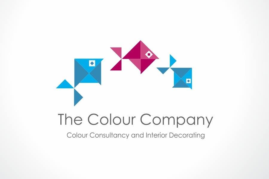 Inscrição nº 334 do Concurso para Logo Design for The Colour Company - Colour Consultancy and Interior Decorating.