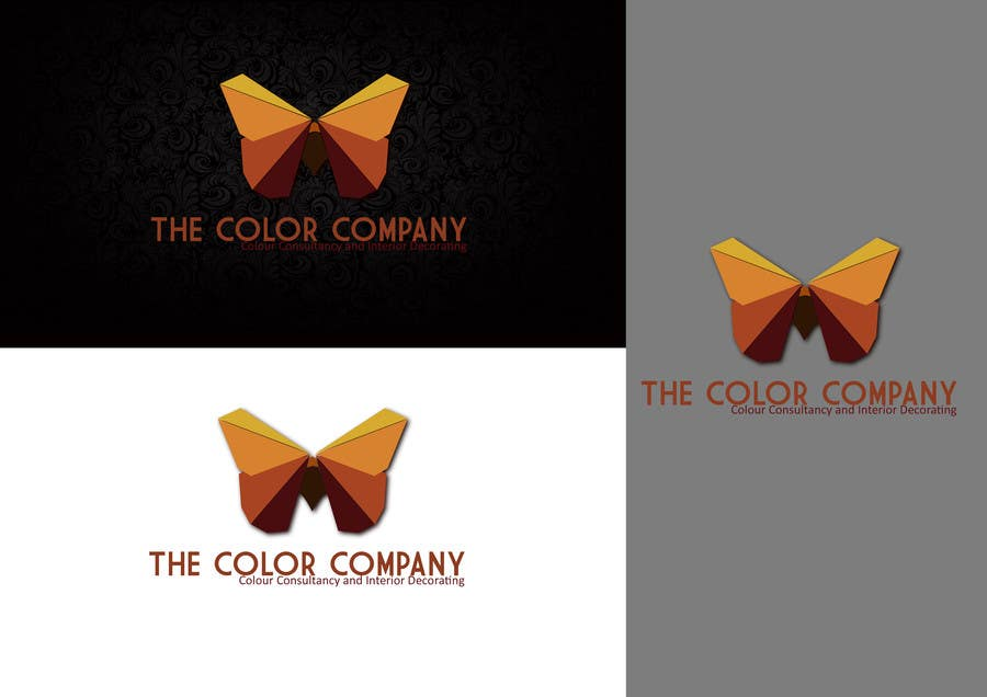 #364 for Logo Design for The Colour Company - Colour Consultancy and Interior Decorating. by neomia