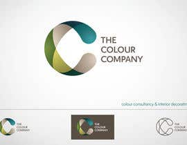 Nro 109 kilpailuun Logo Design for The Colour Company - Colour Consultancy and Interior Decorating. käyttäjältä logonero