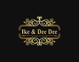 #75 cho Logo design for: Ike & Dee Dee Productions bởi ilyasdeziner