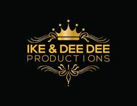 #151 cho Logo design for: Ike & Dee Dee Productions bởi CreativeRashed