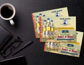 #2 per Club Mate circulation mateial da fler
