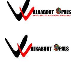 #34 per A Logo for my new brand 'Walkabout Opals' da lija835416