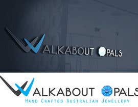 #8 per A Logo for my new brand 'Walkabout Opals' da badrddinregragui