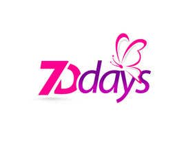 #740 para Logo Design for 7Ddays por twindesigner