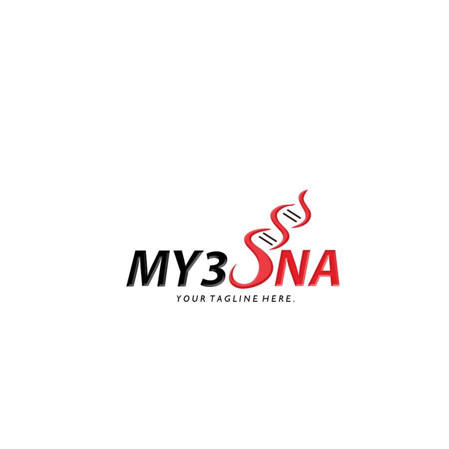 Kilpailutyö #                                        74                                      kilpailussa                                         Design a Logo for My3Dna Inc