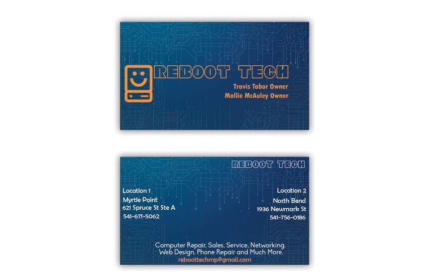 Penyertaan Peraduan #11 untuk Design some Business Cards