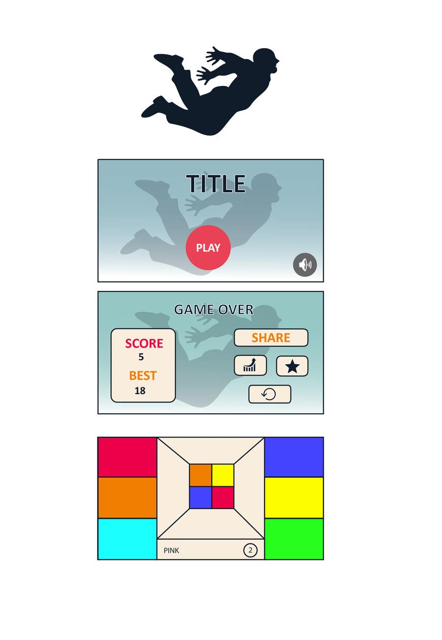 Penyertaan Peraduan #                                        14                                      untuk                                         Design a game UI