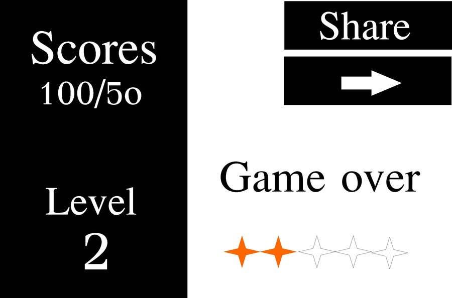 Penyertaan Peraduan #                                        12                                      untuk                                         Design a game UI