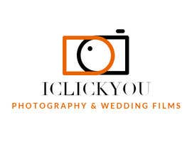 #96 cho Need a logo designed for my brand ICLICKYOU , photography and wedding films we are specialized bởi dcarolinahv