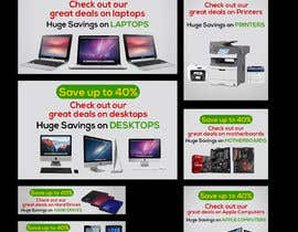 #25 for I need 7 banners designed for Computers & Accessories website by sakilahmed733