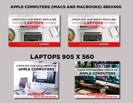 #31 for I need 7 banners designed for Computers & Accessories website by owlionz786