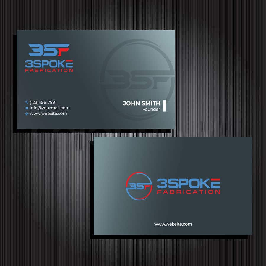 Penyertaan Peraduan #47 untuk Design some Business Cards Not the standard boring cards, looking for something stylish and origial.