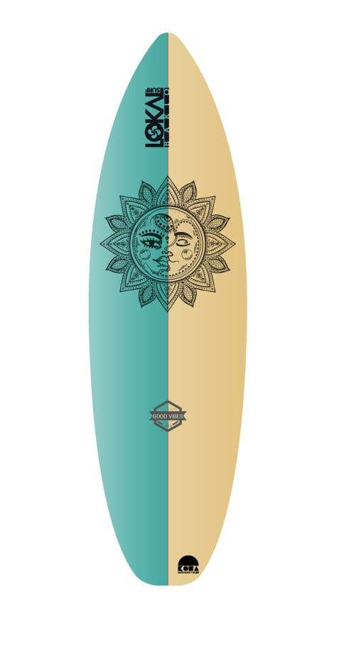 Dise o para tabla de surf freelancer - Disenos de tablas de surf ...