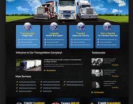 #51 cho Build a Website for Transport Logistics bởi yermglm