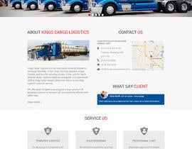 #22 cho Build a Website for Transport Logistics bởi hieuhugo127