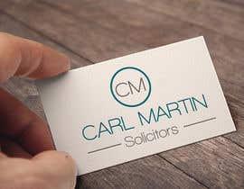 #11 untuk Design a Logo for Carl Martin Solicitors oleh Carlitacro