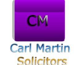 #24 untuk Design a Logo for Carl Martin Solicitors oleh iiqbal155