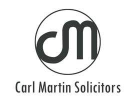 #26 untuk Design a Logo for Carl Martin Solicitors oleh marwinisaac