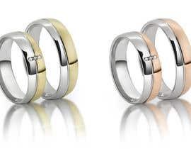 Nro 103 kilpailuun Retouching / Illustrate Wedding Rings  (LONG TERM WORKSHIP up to 13$ per Image) käyttäjältä snakevirtual