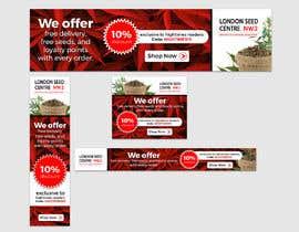 #20 for Advertisemnt Banners for U.K's Largest Cannabis Seed Website. af bivash7