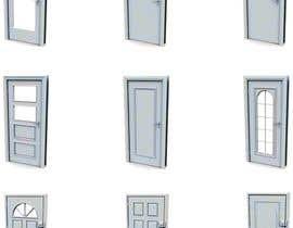 animator3d25 tarafından Design me a Product for Doors 2015 için no 7