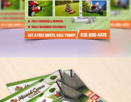 #36 for Design an Advertisement for lawn mowing af anantomamun90