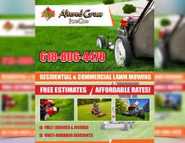 #39 for Design an Advertisement for lawn mowing af anantomamun90