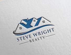Nro 510 kilpailuun Design a real estate logo and business card layout for Steve Wright Realty käyttäjältä Roney844