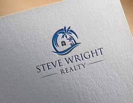 Nro 159 kilpailuun Design a real estate logo and business card layout for Steve Wright Realty käyttäjältä imsaleha