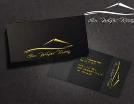 Nro 32 kilpailuun Design a real estate logo and business card layout for Steve Wright Realty käyttäjältä AnaGocheva