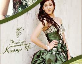#17 para Design a Flyer for a Thank you Card por TDuongVn