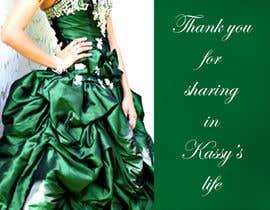 #18 para Design a Flyer for a Thank you Card por angeloracle