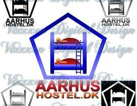 #179 for Graphic Design for aarhus-hostel.dk by Vixxxen