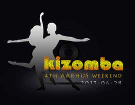 Nro 61 kilpailuun Graphic Design for Kizomba-aarhus.dk käyttäjältä zqiliz