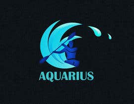 #12 for Design a logo for the brand name AQUARIUS , it is brandname for river rafting, equipment. safety gear and other watersports . Logo should be mature, shpuld not be copied .. the logo should have the brand name and a logo. Deadline is 48 hours. Good Luck! af ArticsDesigns