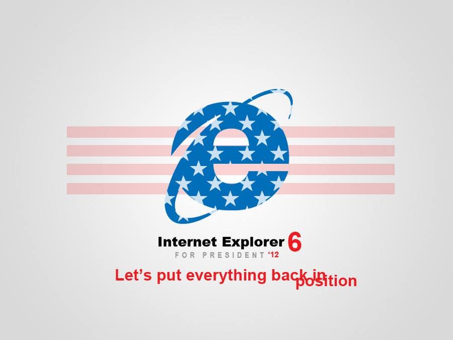 Contest Entry #3701 for US Presidential Campaign Logo Design Contest