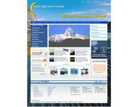 #11 para Website Design for Arctic Experience Iceland de mkhadka