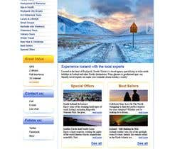 #3 para Website Design for Arctic Experience Iceland por Josh4C