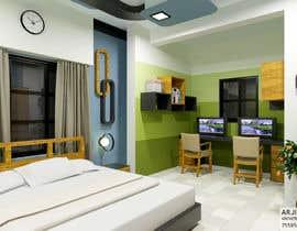 #32 for Unisex children's bedroom design x 2 af jimdsouza1