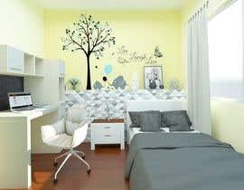 #17 for Unisex children's bedroom design x 2 af nashw