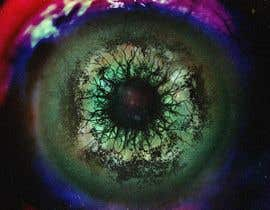 "#47 para Make ""Art"" out of medical ophthalmology pictures por NantuSorina"
