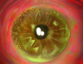 """#6 para Make """"Art"""" out of medical ophthalmology pictures por danielcflores"""